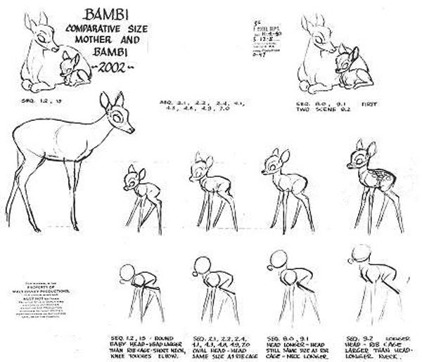 how to draw a bambi bambi drawing by alivebesideyou on deviantart a to how draw bambi