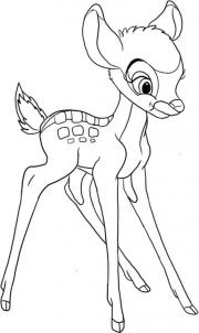 how to draw a bambi bambi drawing sketch coloring page to how draw bambi a