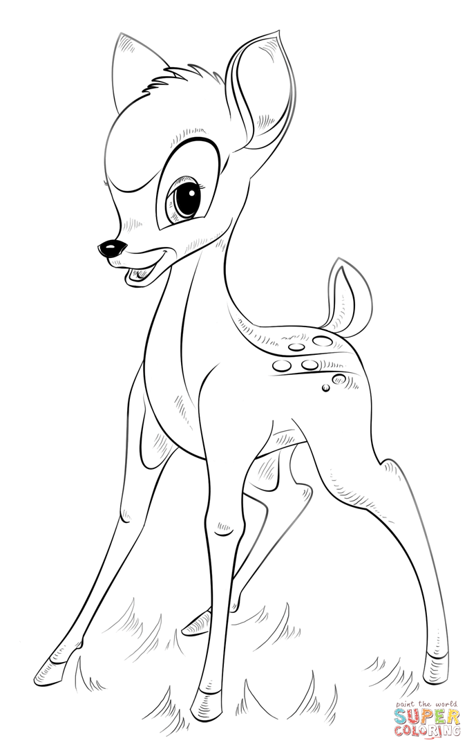 how to draw a bambi bambi tutorial by kayla san on deviantart how to a draw bambi
