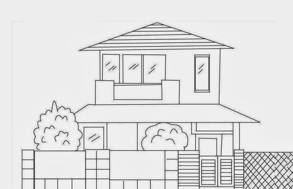 how to draw a big house how to draw a big house drawingnow how to big a draw house