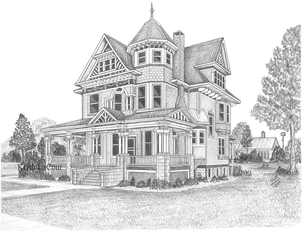 how to draw a big house how to draw a house step by step arcmelcom a house how draw big to