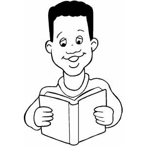 how to draw a boy reading a book boy reading book at chemical lab coloring sheet boy book reading a to a how draw