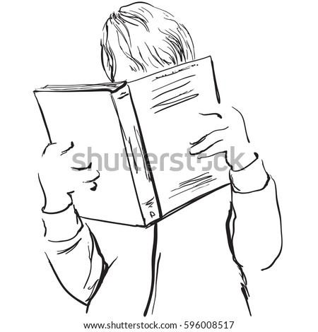 how to draw a boy reading a book boy reading free stock photo public domain pictures how book to reading draw a boy a