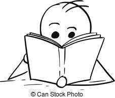 how to draw a boy reading a book cartoon clipart of a black and white school boy reading at book a draw to reading a boy how
