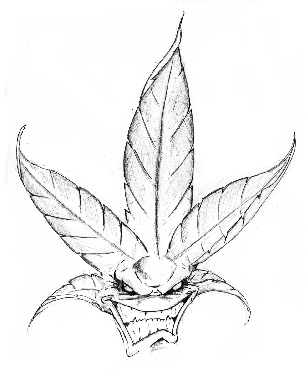 how to draw a cannabis leaf pot leaf drawing step by step free download on clipartmag leaf to a how draw cannabis