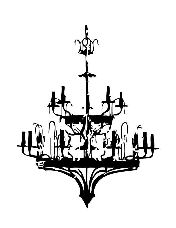 how to draw a chandelier chandelier line drawing at getdrawings free download draw how chandelier a to