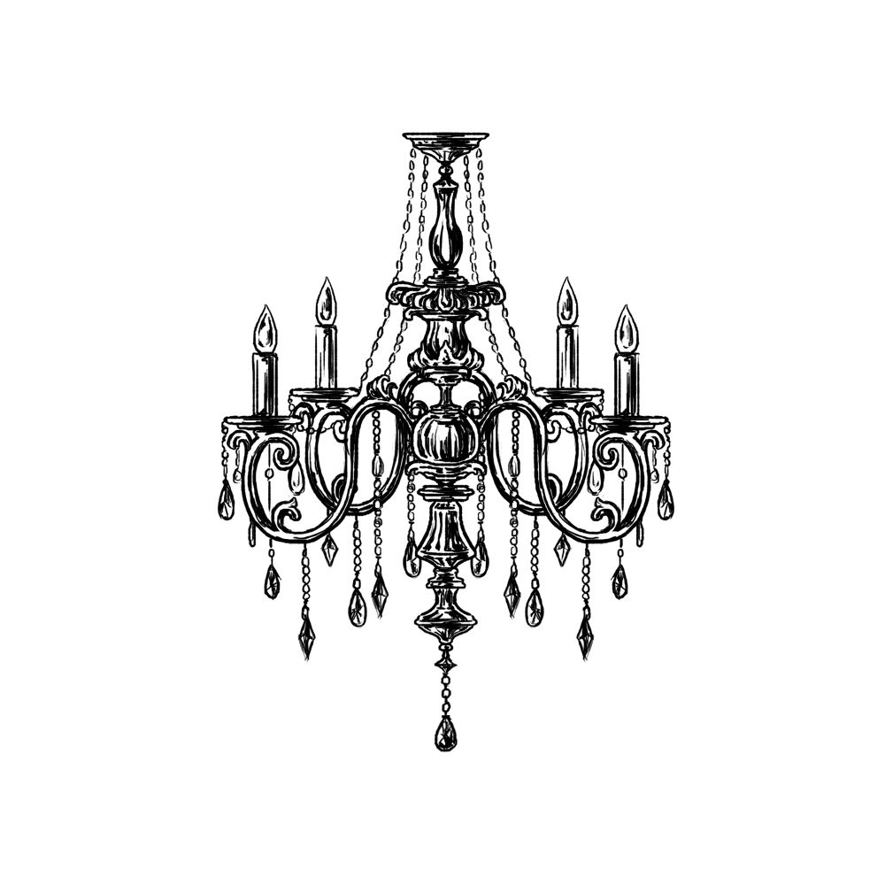 how to draw a chandelier drawing illustration doodle tattoodesign tattoo a chandelier draw how to