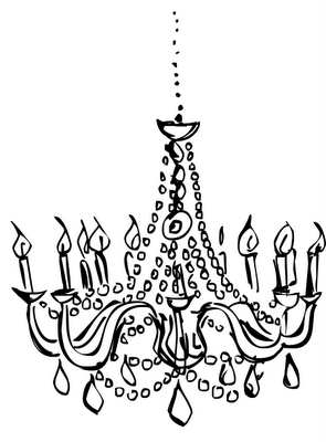 how to draw a chandelier mareca39s drawings chandelier chandelier art drawings chandelier how draw to a