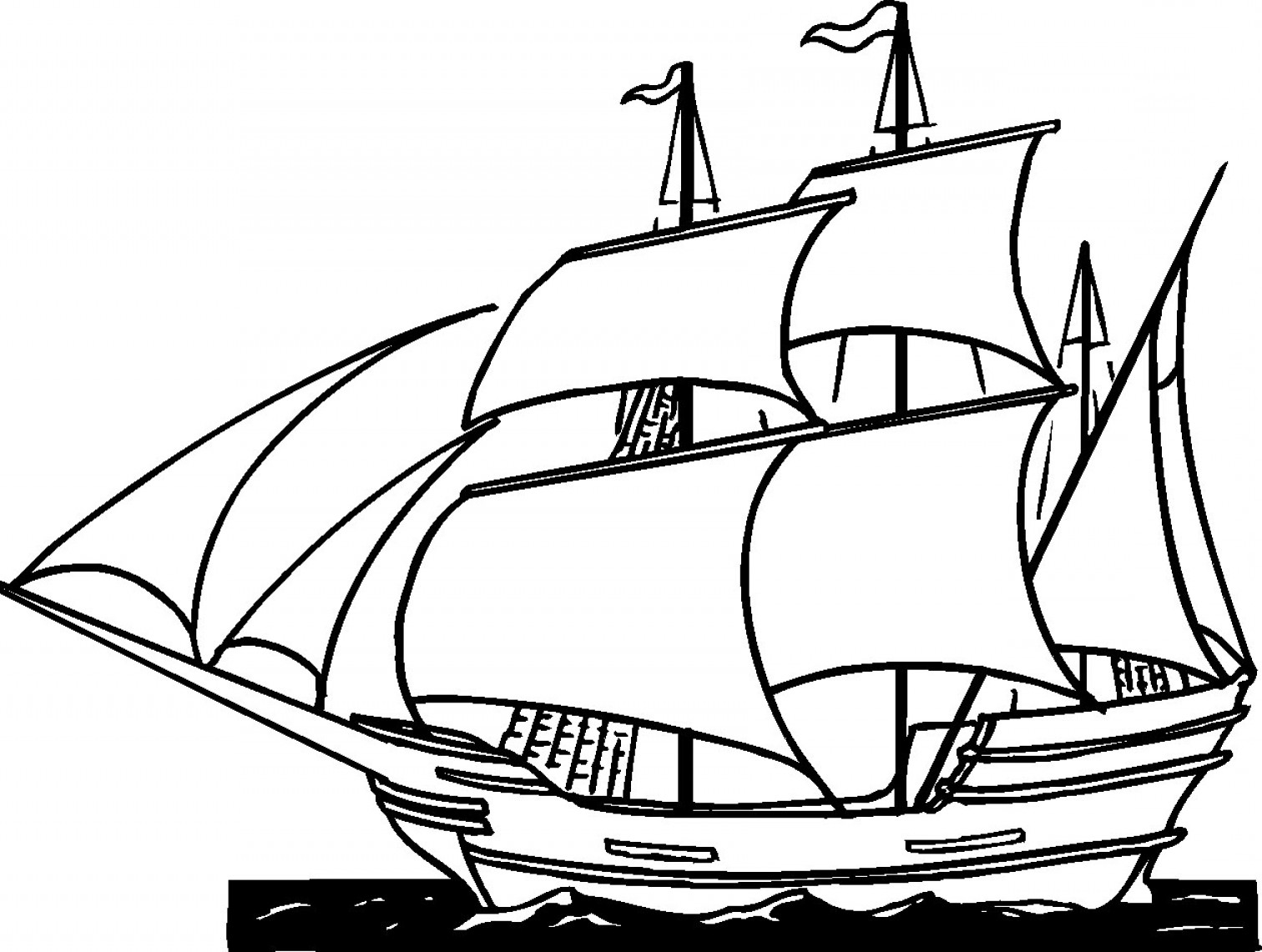 how to draw a clipper ship clipper ship drawing at paintingvalleycom explore draw how ship to clipper a