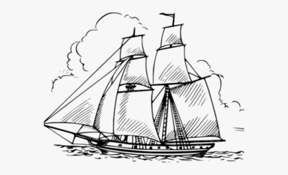 how to draw a clipper ship clipper ship images line drawing clipart best a clipper ship to draw how