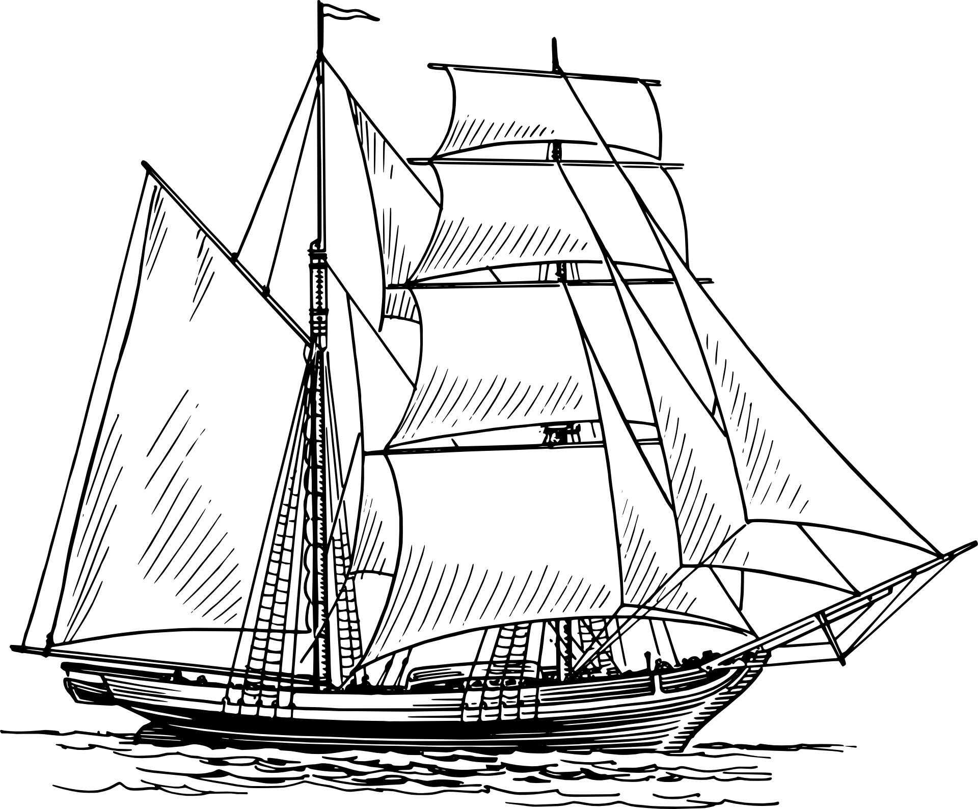how to draw a clipper ship east clipper pirate ship drawing png free transparent to a ship how clipper draw