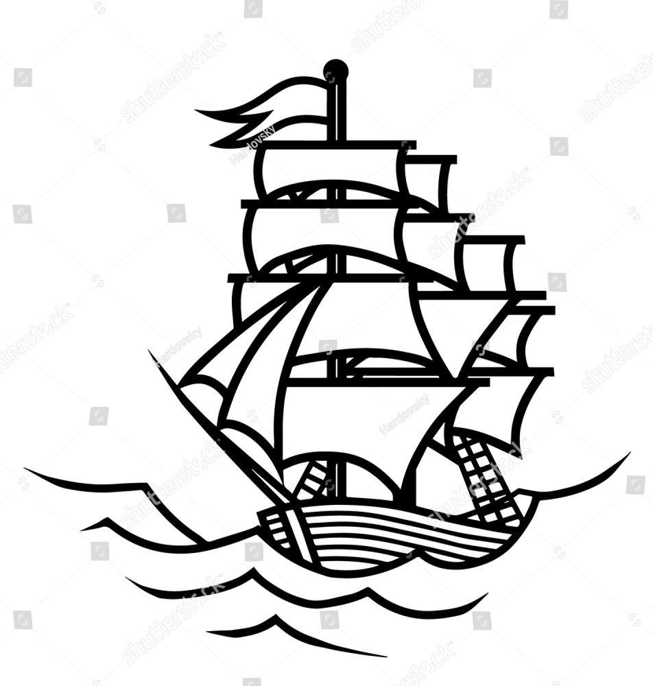 how to draw a clipper ship images of cartoon small boat png draw ship to a clipper how