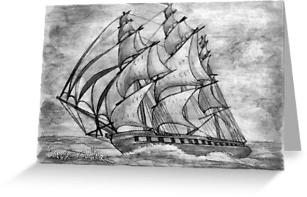 how to draw a clipper ship pin on for my school art how to a clipper draw ship