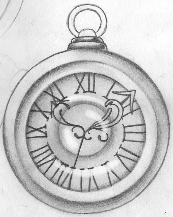 how to draw a clock sketch of the day edm challenge 21 draw something old how to clock a draw