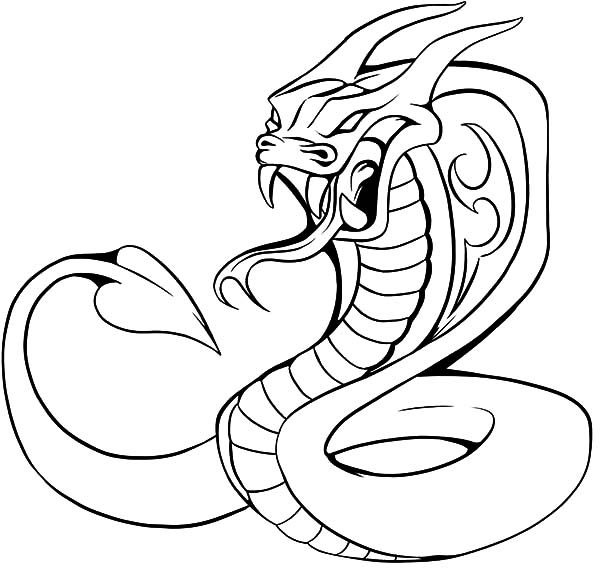 how to draw a cobra step by step how to draw a king cobra step by step drawing tutorials to step how step a by cobra draw