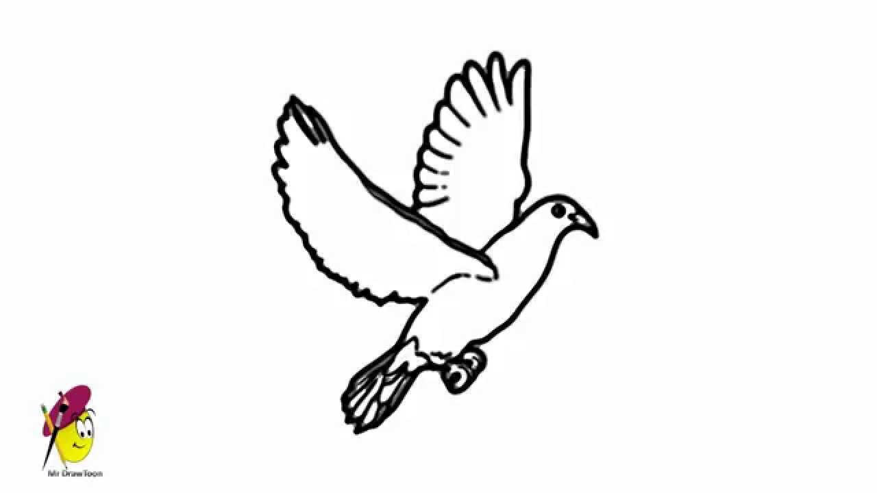how to draw a dove easy dove drawing doves for drawing pinterest dr who a dove to easy draw how