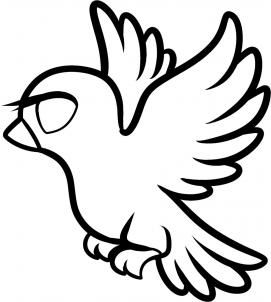 how to draw a dove easy dove drawing images at getdrawings free download to dove easy a draw how