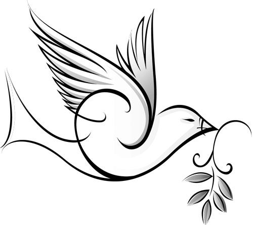 how to draw a dove easy flying books drawing free download on clipartmag draw dove how a easy to