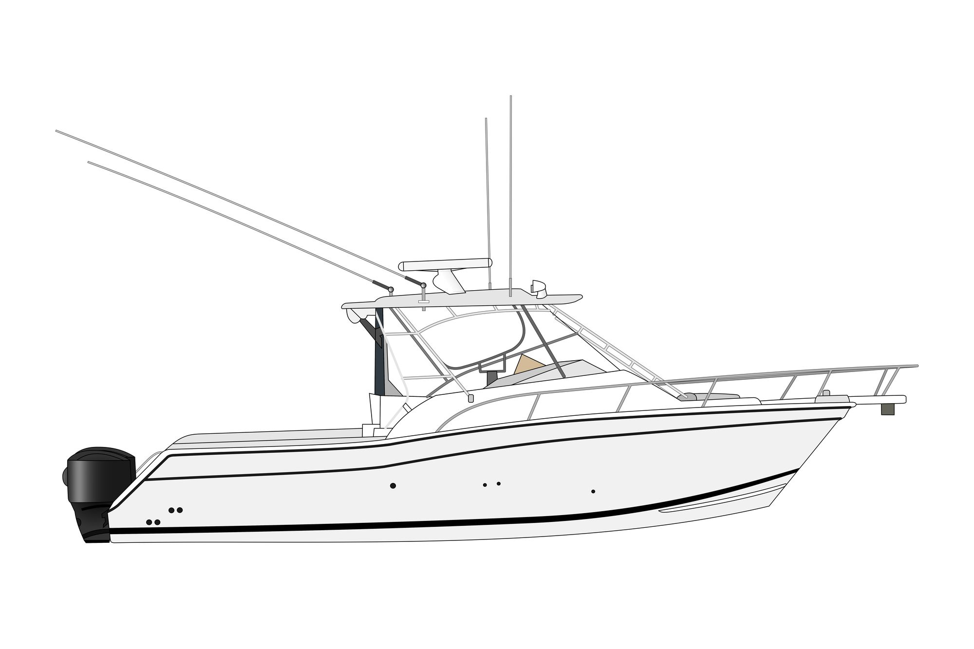 how to draw a fishing boat set sail fishing boat coloring pages kids play color a fishing boat how draw to