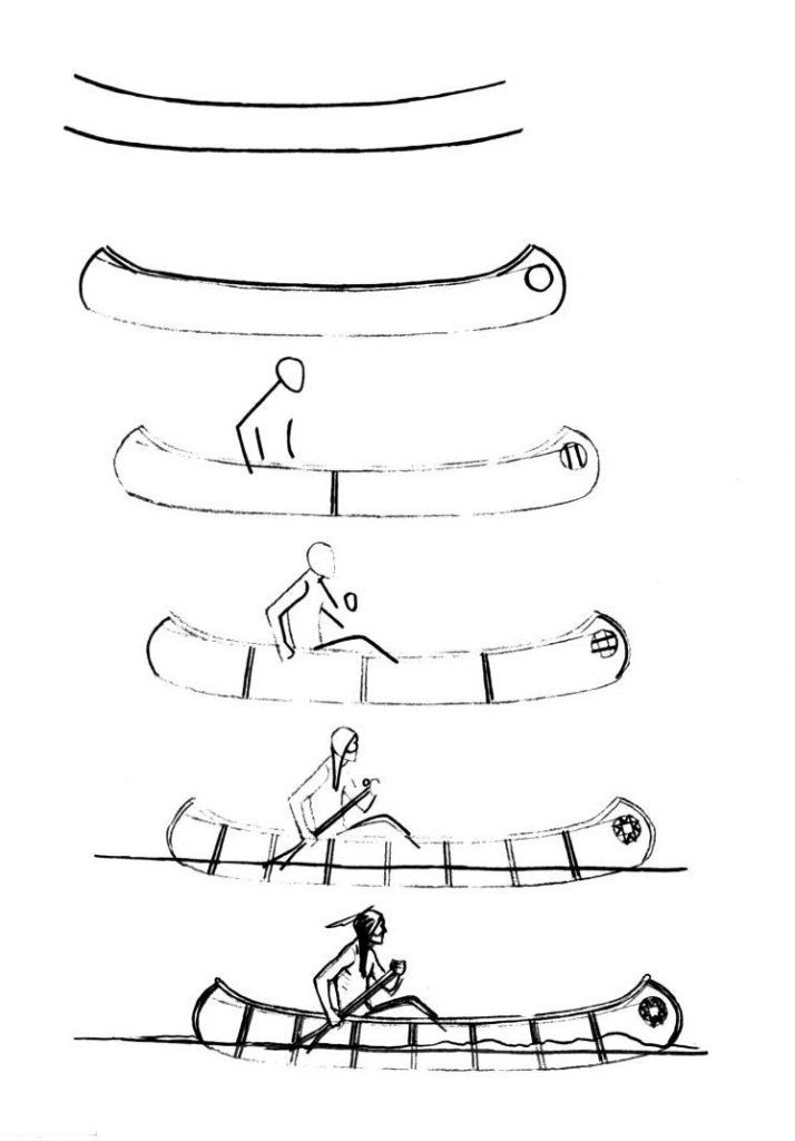 how to draw a fishing boat step by step how to draw a boat step by step arcmelcom to how fishing by step boat draw step a