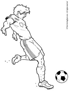 how to draw a football player easy football or soccer player motion sketch studies hebstreits draw player how to football a easy