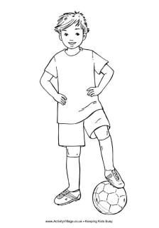 how to draw a football player easy how to draw a football player sketchbooknationcom how to a football easy draw player