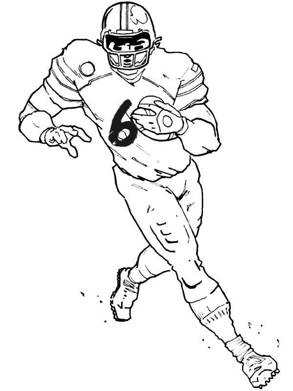 how to draw a football player easy soccer how to a easy football draw player