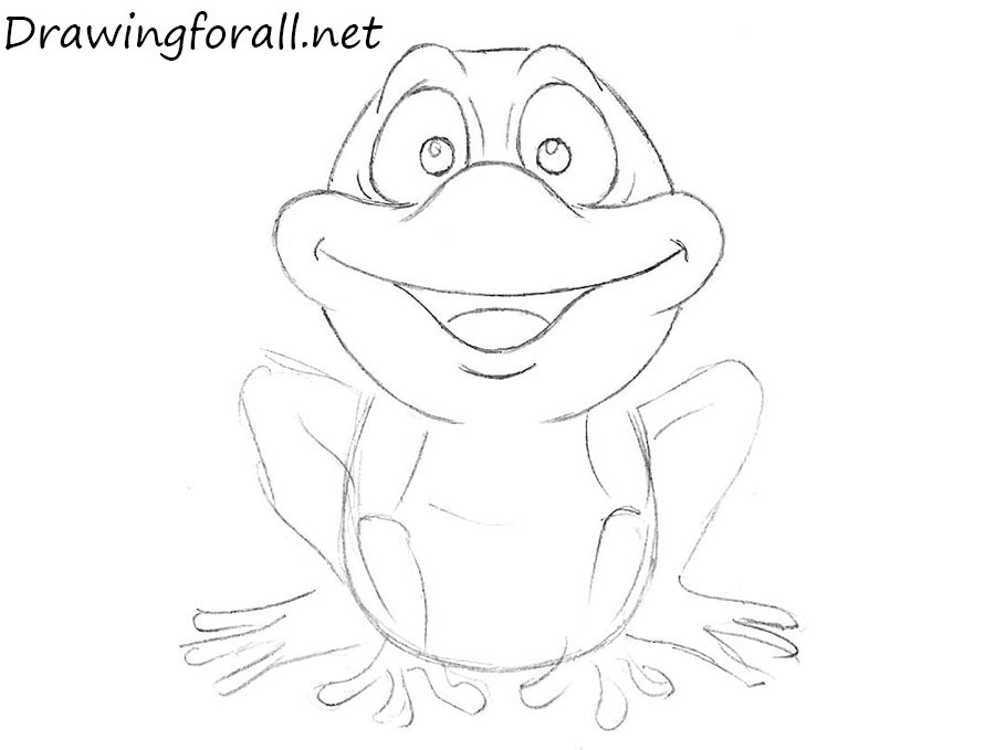 how to draw a frog face frog face drawing at getdrawings free download frog how to a face draw