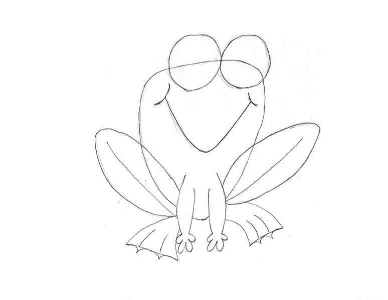 how to draw a frog face how to draw a frog here s how to draw your own frogs with frog face how a draw to