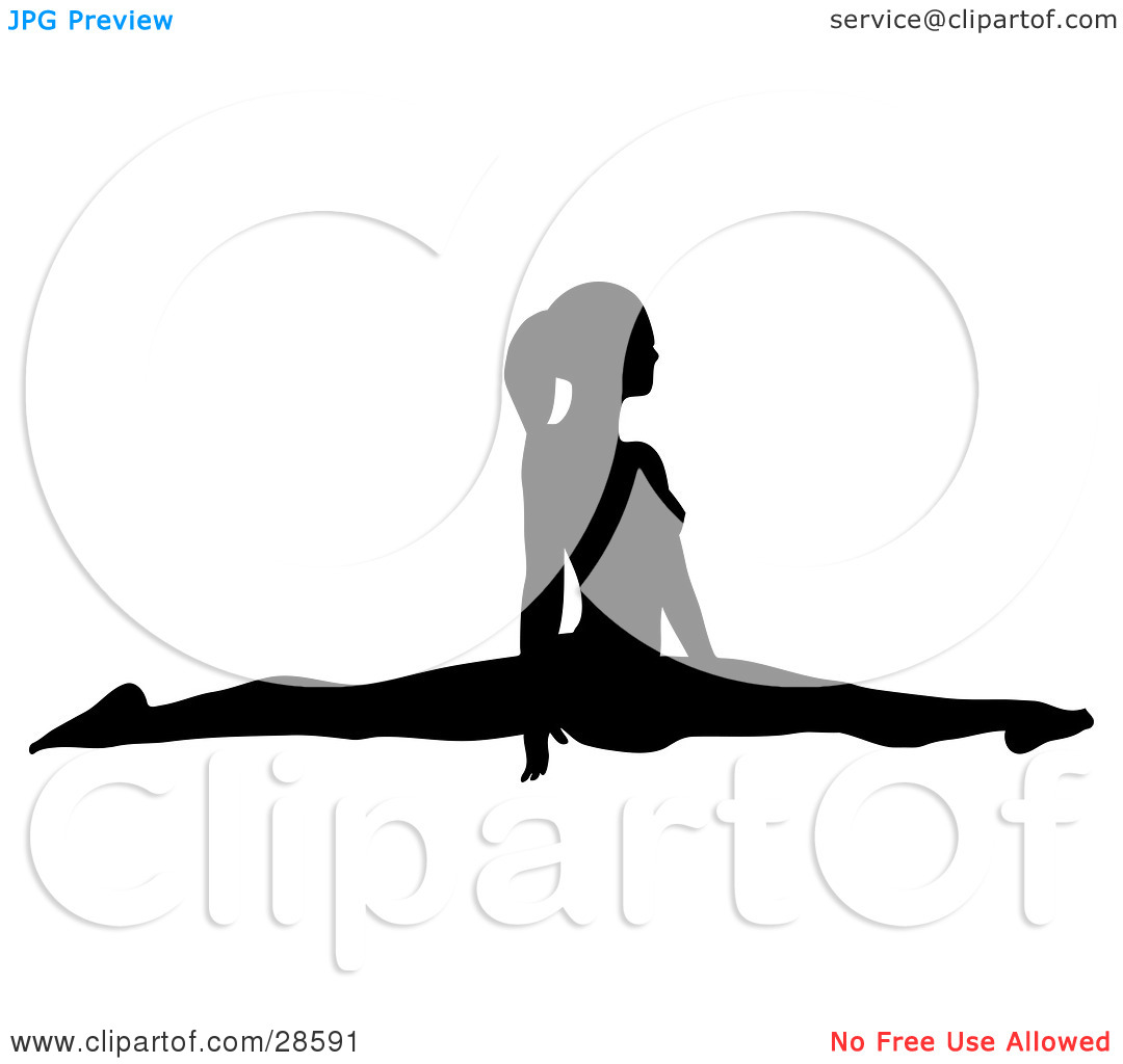 how to draw a girl doing the splits clipart panda free clipart images girl doing the a draw to how splits