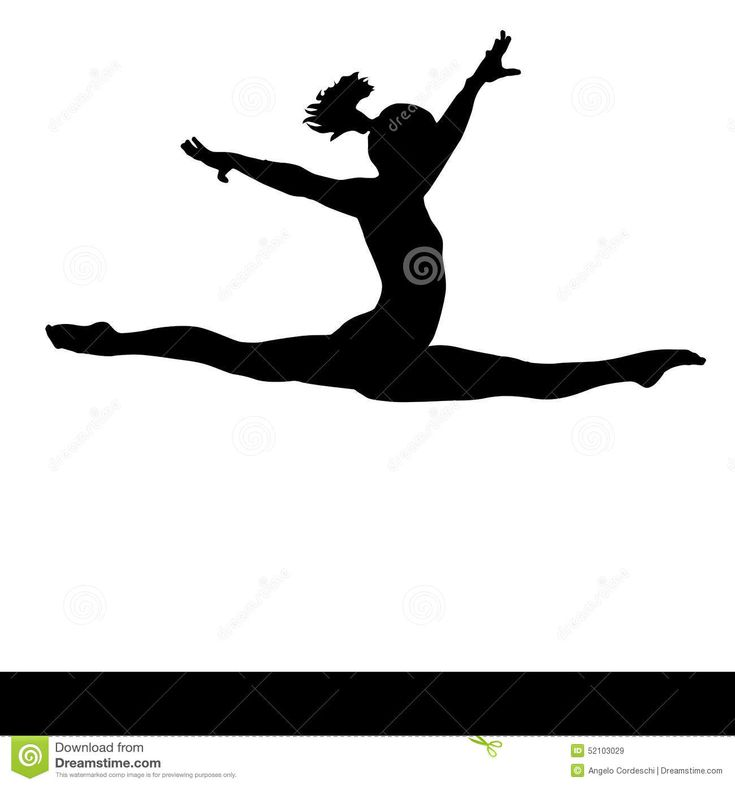 how to draw a girl doing the splits gymnastics express typical lesson plan to splits how doing the draw girl a