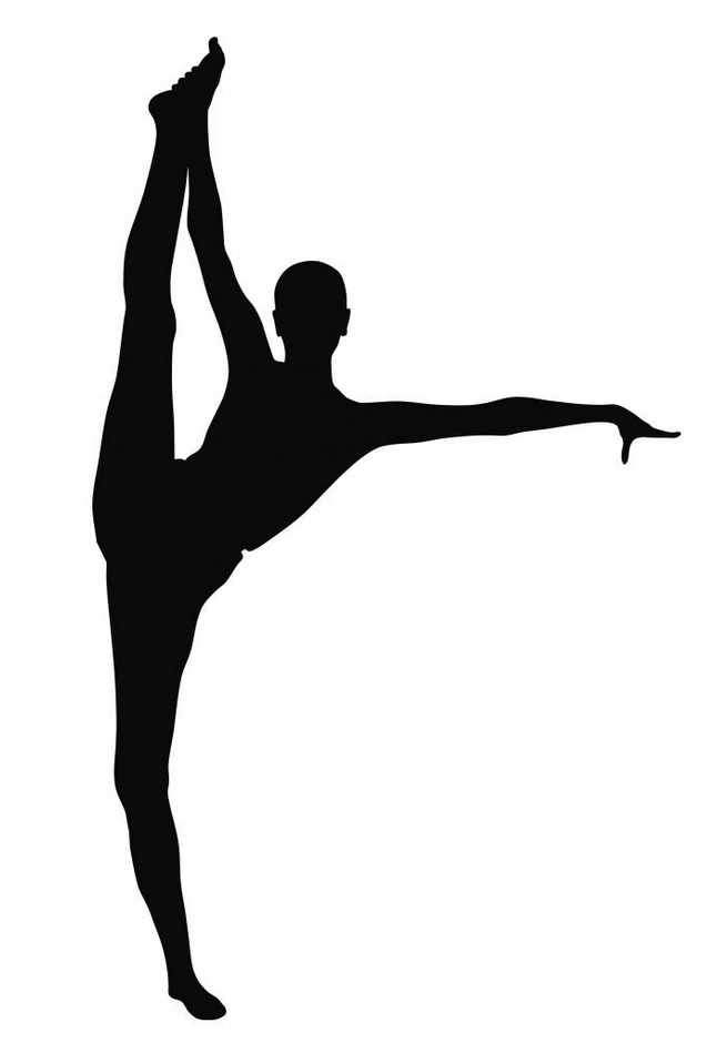 how to draw a girl doing the splits gymnastics splits silhouette at getdrawings free download draw a splits the how to doing girl