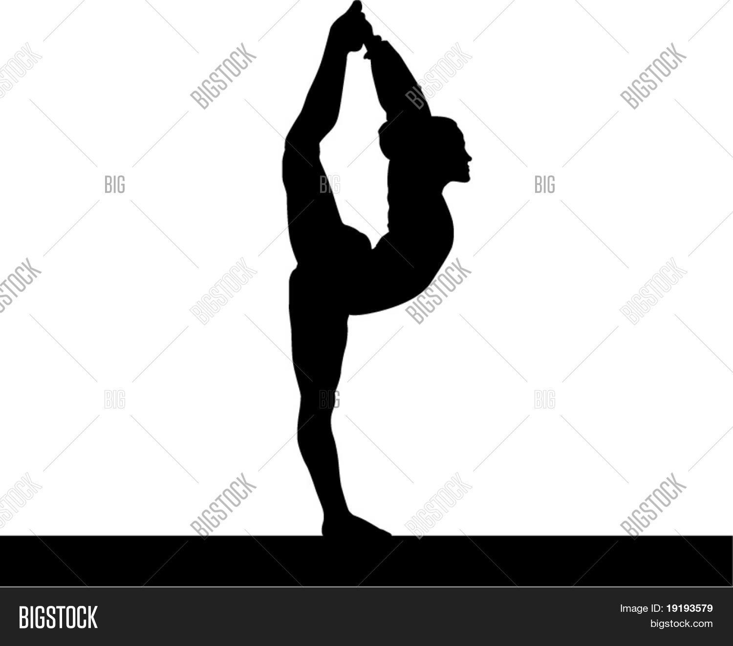 how to draw a girl doing the splits yoga silhouette pesquisa google yoga for kids splits doing how draw to girl the a