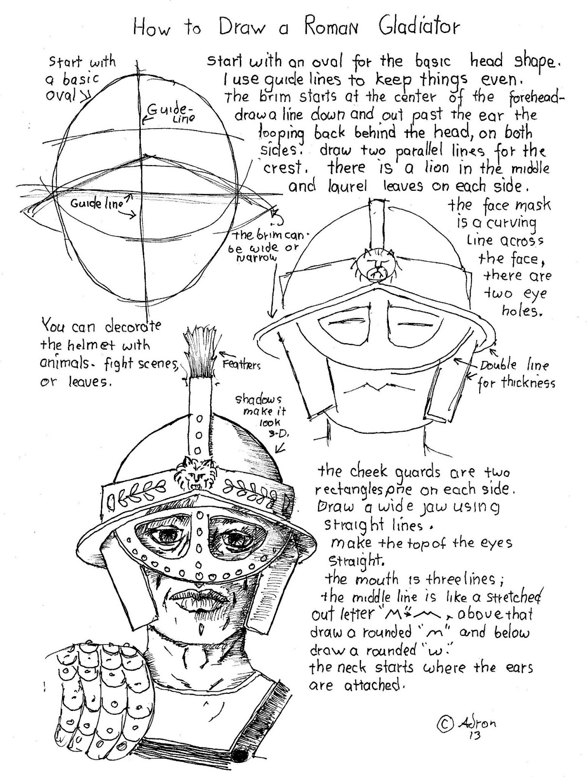how to draw a gladiator gladiator coloring page at getdrawings free download a to draw how gladiator
