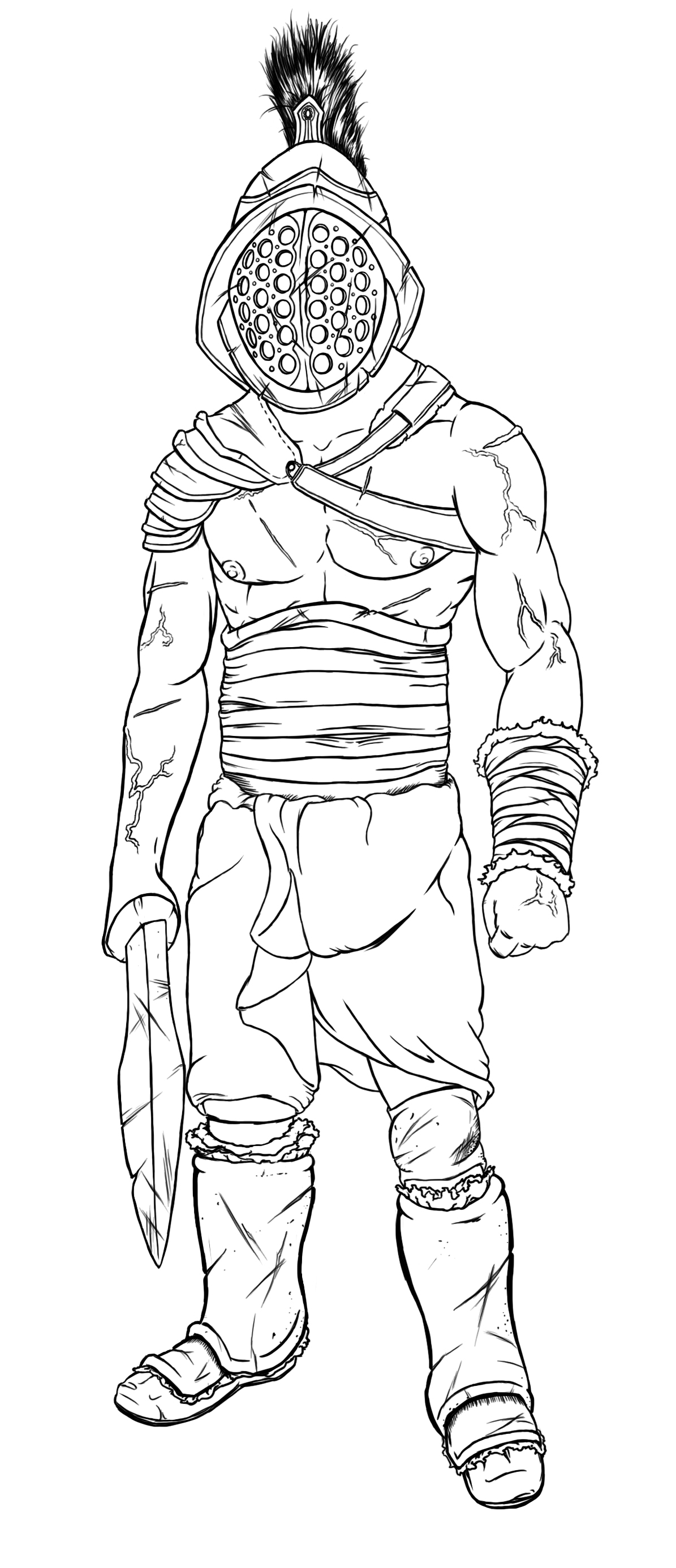 how to draw a gladiator roman gladiator drawing at paintingvalleycom explore to a gladiator how draw