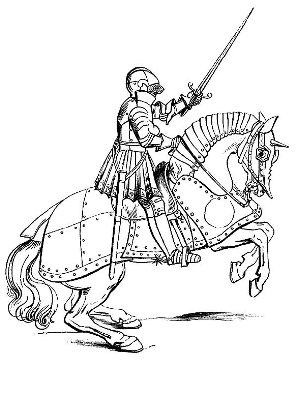 how to draw a knight on a horse knight on a horse drawing at getdrawings free download draw to on a knight horse a how