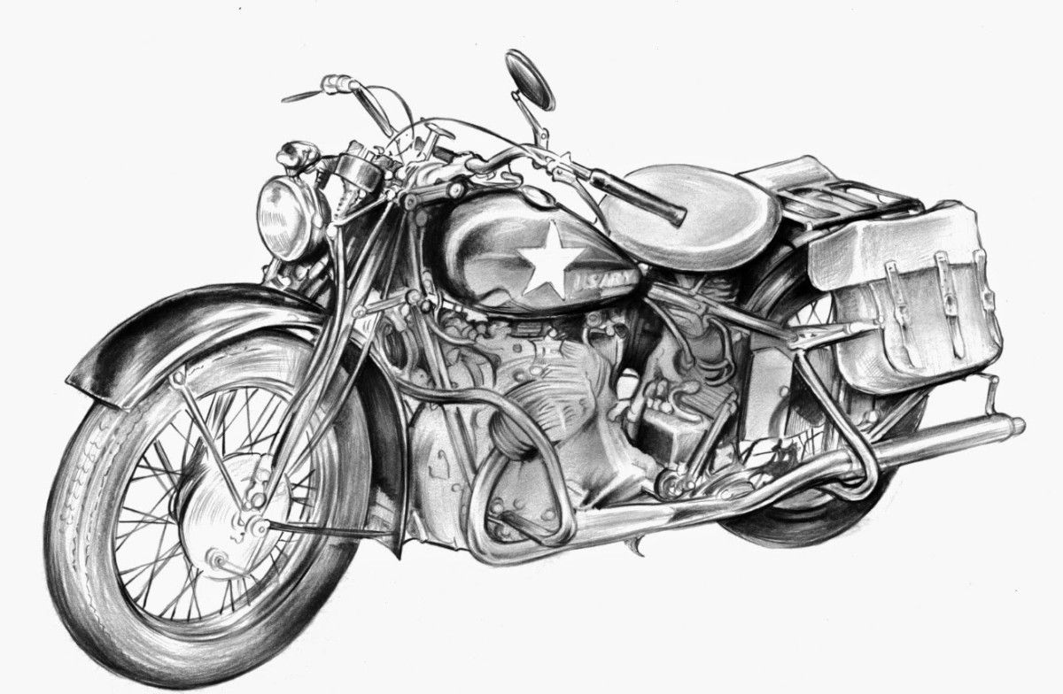 how to draw a motorcycle 40 motorcycle drawing ideas in 2020 motorcycle drawing a to draw how motorcycle