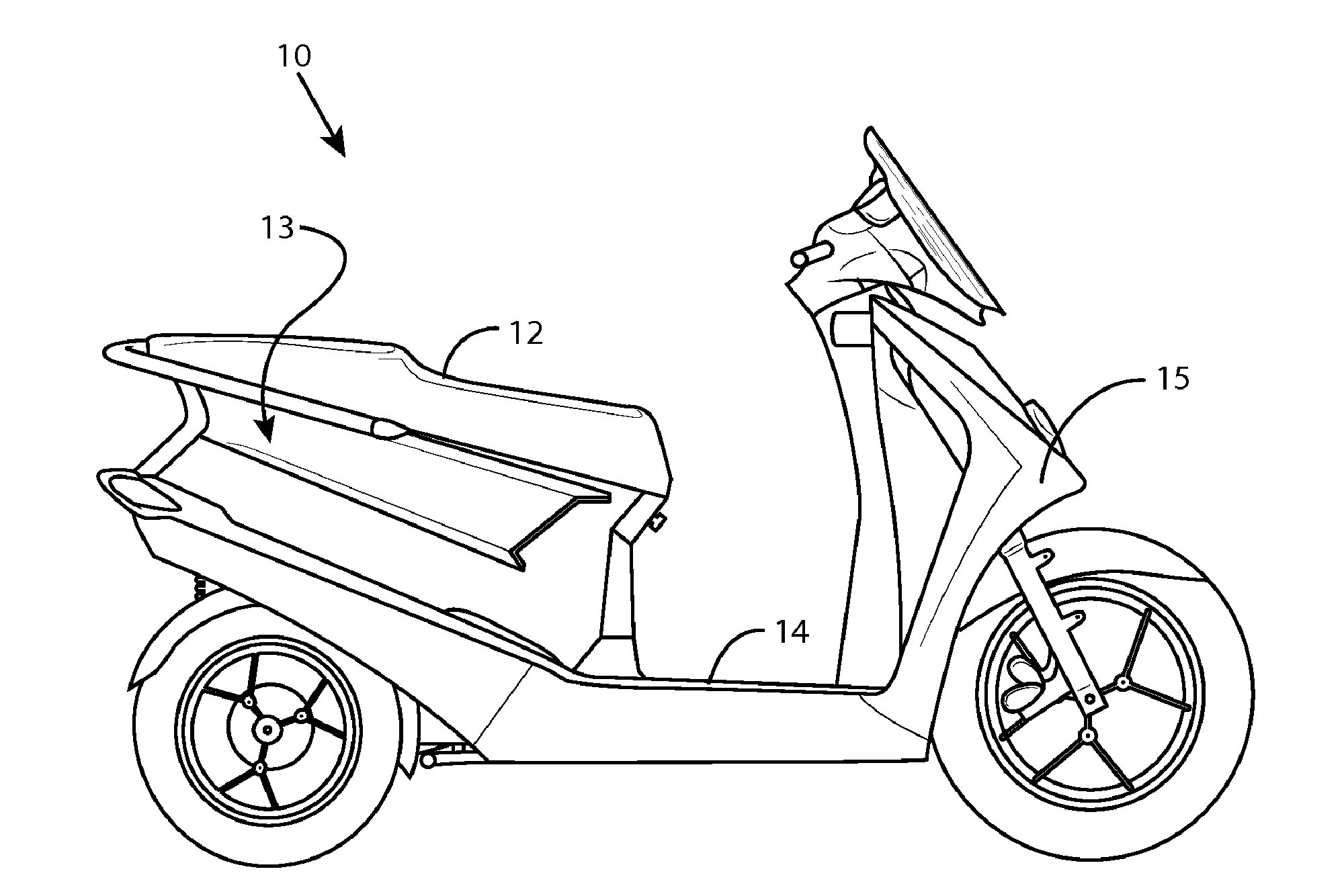 how to draw a motorcycle erik buell racing patents hybrid motorcycle design to a how motorcycle draw