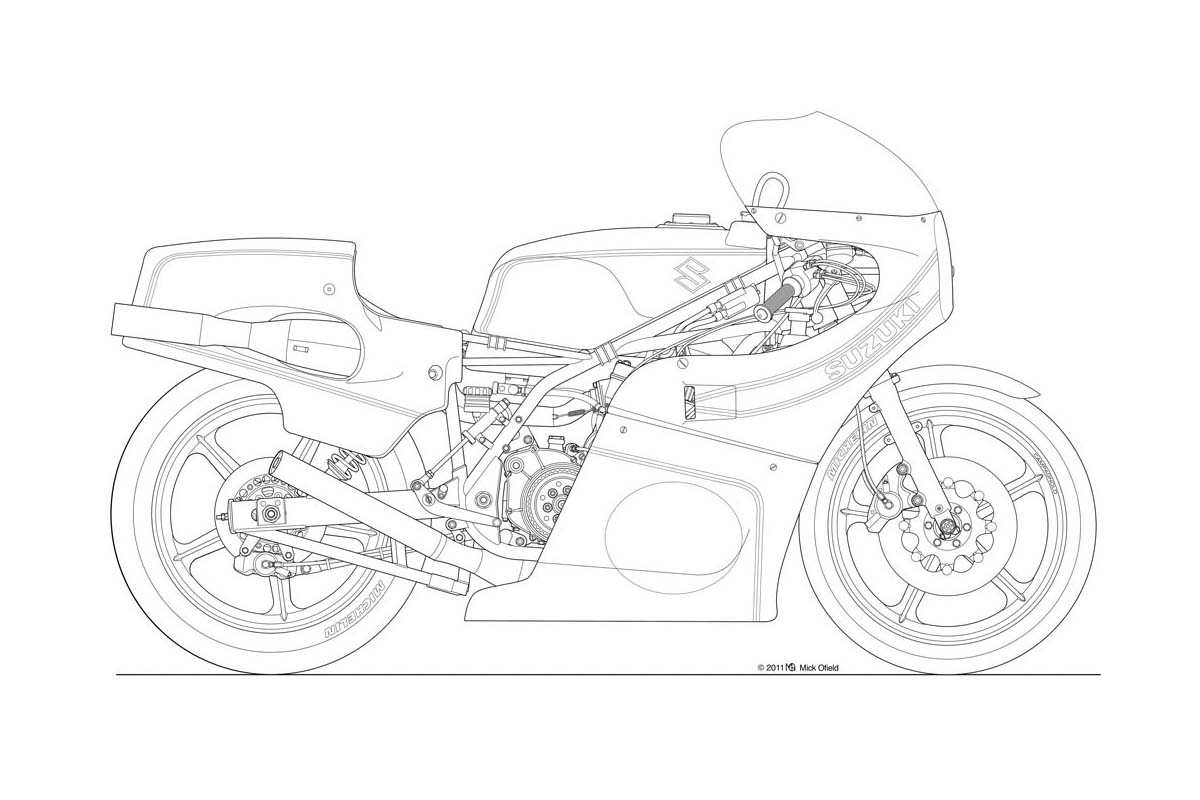 how to draw a motorcycle how to draw a motorcycle step by step drawingforallnet how to motorcycle a draw