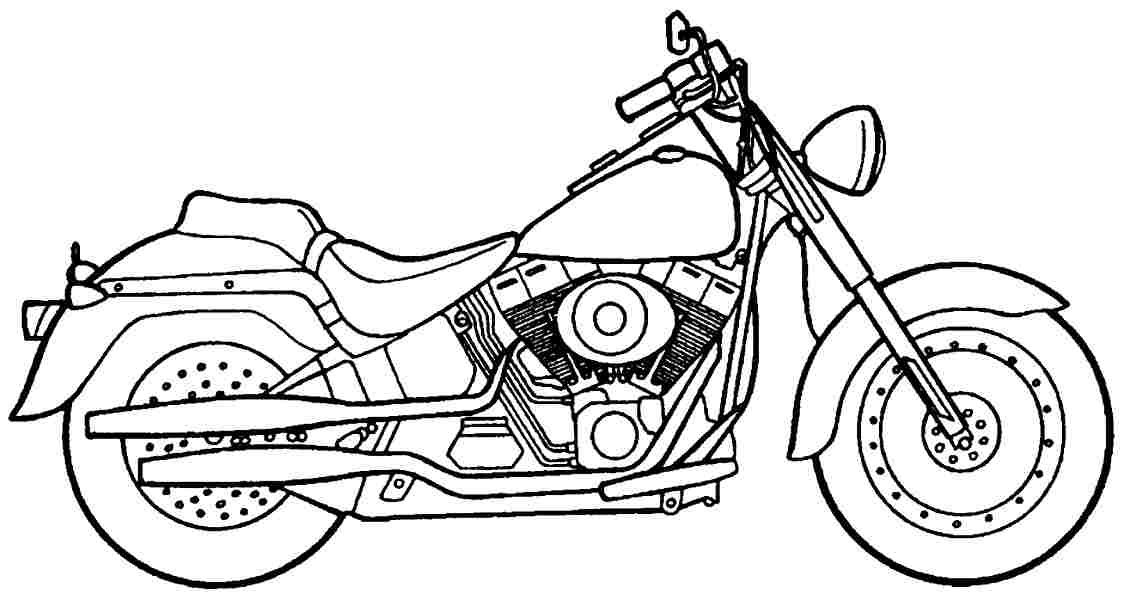 how to draw a motorcycle motorcycle drawing at getdrawings free download to motorcycle draw how a