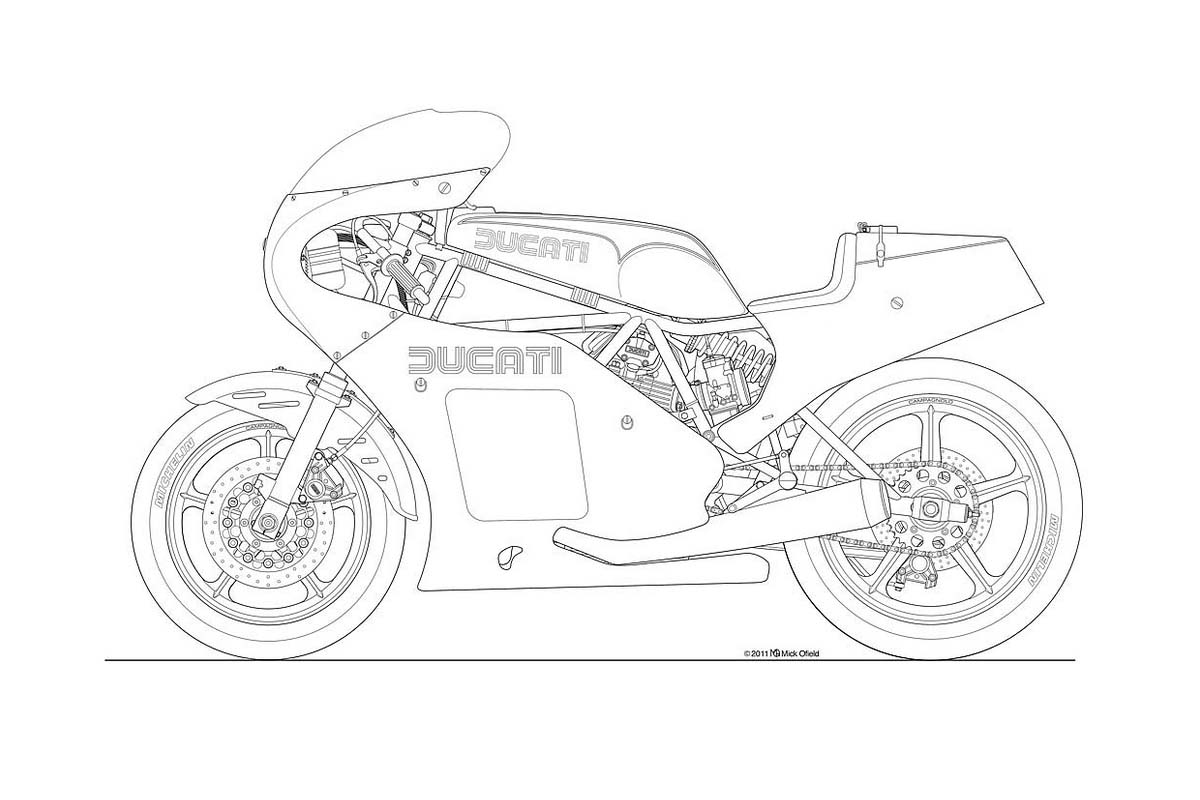 how to draw a motorcycle photos some classic motorcycle line art drawings draw a how motorcycle to