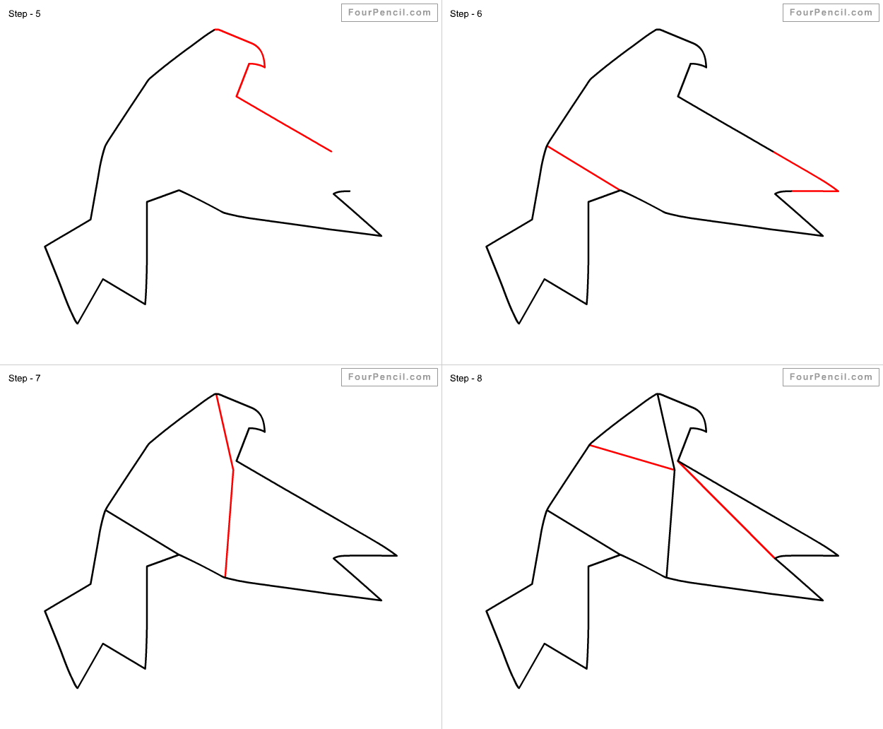 how to draw a pigeon step by step fpencil how to draw pigeon for kids step by step by to step how step draw a pigeon
