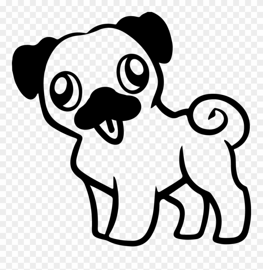 how to draw a pug face pug face easy drawings of pitbulls hd png download draw to how pug face a