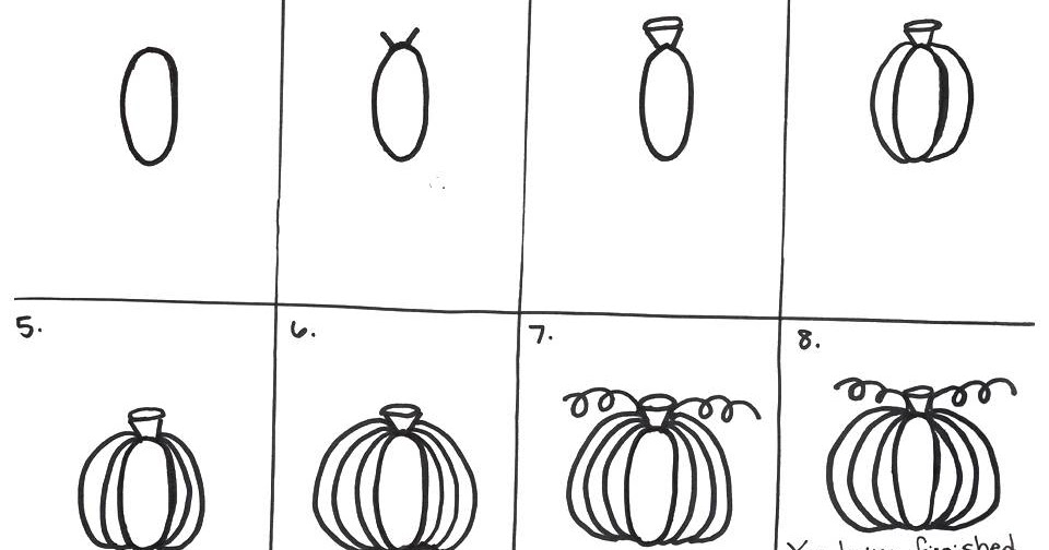 how to draw a punkin learn and grow designs website how to draw a pumpkin punkin to a how draw