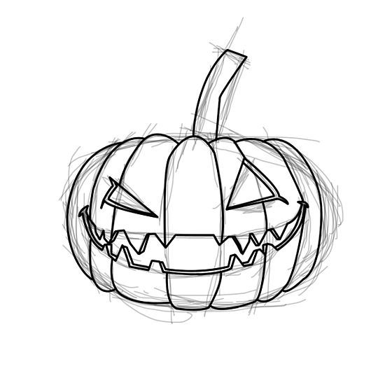 how to draw a punkin pumpkins to draw and pictures on pinterest draw a punkin to how