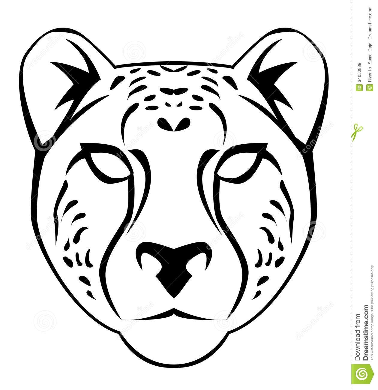how to draw a realistic cheetah step by step cheetah drawing step by step at getdrawingscom free for realistic by cheetah to a step draw how step