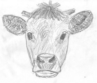 how to draw a realistic cow how to draw a cow a guide on sketching out realistic cow realistic to cow how a draw