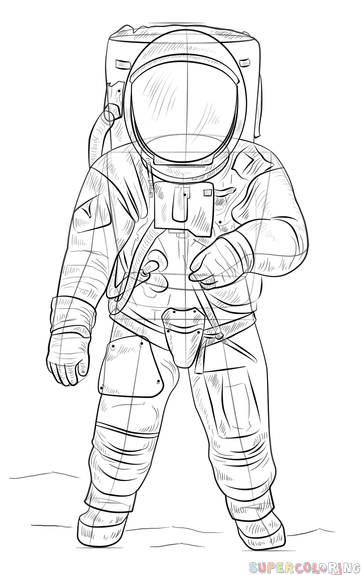 how to draw a space suit space suit drawing at getdrawings free download how draw space to a suit