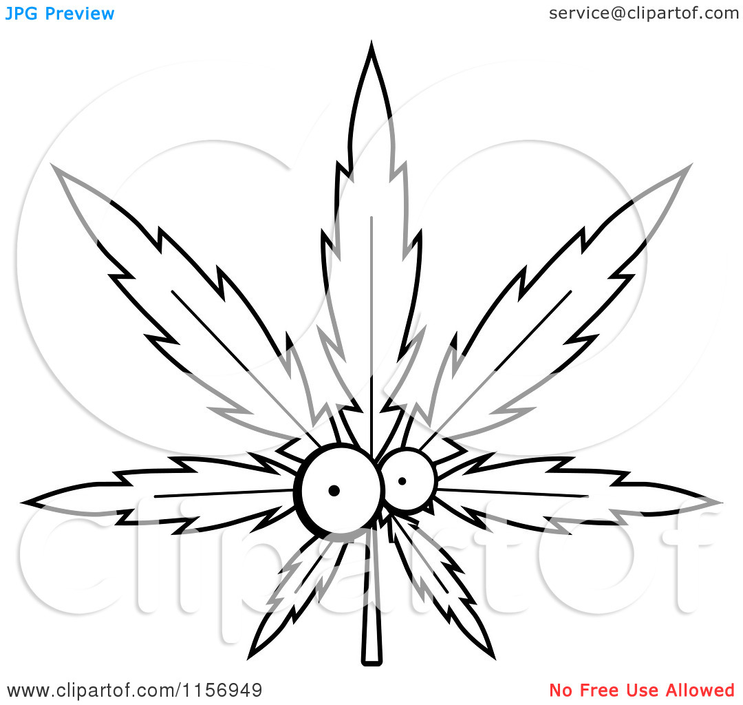 how to draw a weed leaf marijuana drawing at getdrawings free download to weed a how draw leaf
