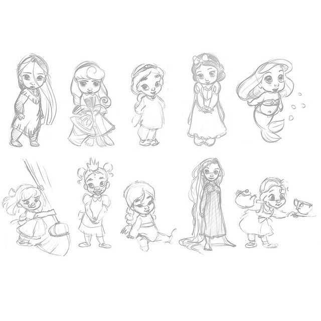 how to draw all the disney characters how to draw disney characters tutorial 1 youtube the to draw disney all characters how